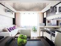 Художественная 3d перфорация натяжных потолков